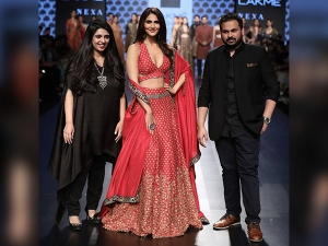 Vaani Kapoor Stunned Us With Her Showstopper Look
