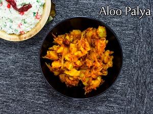 Aloo Palya