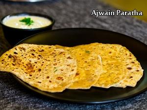 Ajwain Paratha