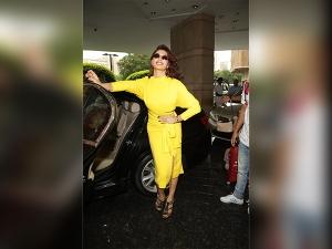 Jacqueline Fernandez Slayed It Yellow