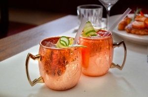 Copper Poisoning Cocktails Moscow Mule