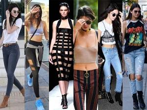 Sassy Style Trends Set Kendall Jenner