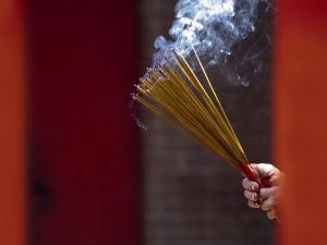 Are Incense Sticks Harmful