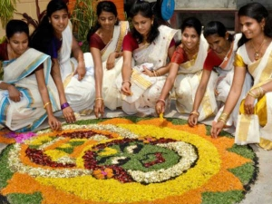 Onam The Harvest Festival In Kerala