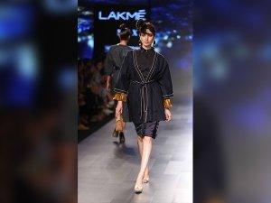 Lakme Fashion Week Began With Sonal Chauhan's Slayer Walk