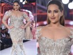 Bombay Times Fashion Week Sonakshi Sinha Turned Into An Ang