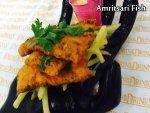 Amritsari Fish And Chips