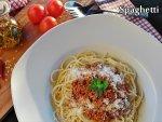Spaghetti With Chicken Oregano And Breadcrumbs