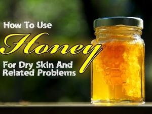 Honey For Dry Skin