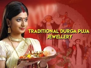 Traditional Bengali Jewellery Especially Durga Puja