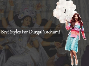 Durga Puja Choose Your Panchami Style Goals