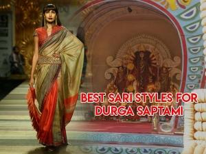 Durga Puja Saptami Special Bengal Silk Saris