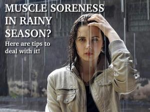 Muscle Pain In Rain