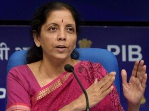Nirmala Sitharaman India Defence Minister