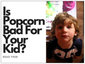 Can Toddlers Eat Popcorn