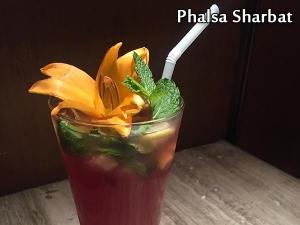 Phalsa Sharbat