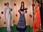 Bollywood Divas At Ekta Kapoor S Diwali Bash