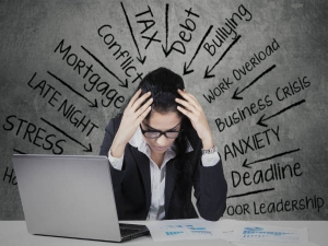Role Of Stress On Your Body And How To Beat It