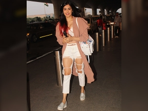 Adah Sharma Maintained Sassiness Her Airport Look