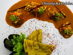 Chironji Ka Dalcha