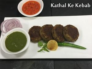 Kathal Ke Kebab