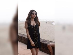 India Beach Fashion Week Finale Nidhhi Agerwal With Love Gen