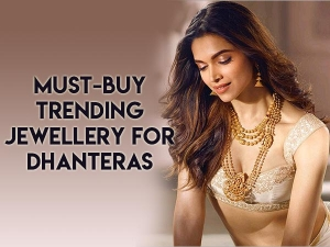 Dhanteras Special Jewellery Trends This Year