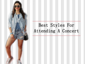 Must Wear Style Options Attending Concert All Seasons
