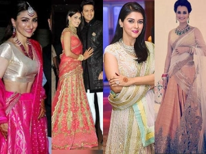 B Town Brides That Dressed Like Million Bucks On Their Wedding Reception