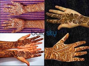 Eye Catchy Mehendi Designs For Karwa Chauth
