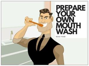 Natural Mouthwash To Kill Bacteria