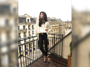 Mahira Khan Styles For Loreal Shoot
