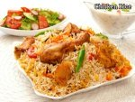 Garlic Chicken Rice
