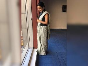 Anoushka Shankar The Bong Beauty Made Classy Appearance
