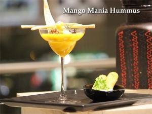 Mango Mania Hummus