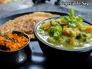 Vegetable Sagu Recipe