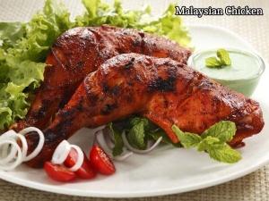 Malaysian Chicken Recipe For Christmas