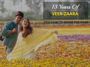 Thirteen Fashion Analysis Of Veer Zaara