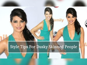 Six Style Tips For Dusky Skin Tone