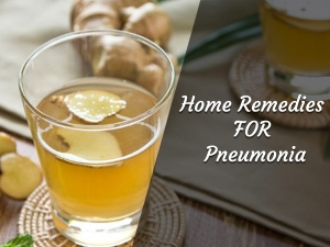 Pneumonia Home Remedies
