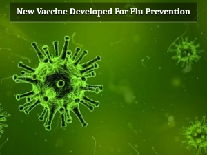 New Vaccine For Lifetime Protection Against Flu
