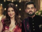 Anushka Sharma In Bridal Lehengas
