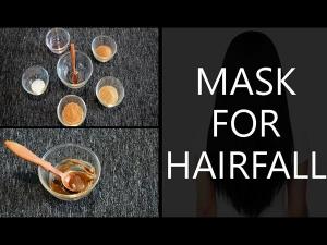 Diy Homemade Hair Fall Mask Recipe