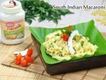 South Indian Style Macaroni