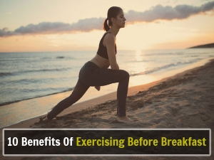 Benefits Of Exercising Before Breakfast