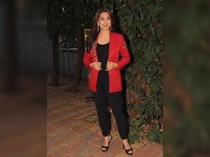 Juhi Chawla At Book Launch Wearing Formals