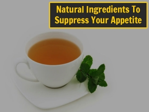 Natural Foods To Suppress Appetite