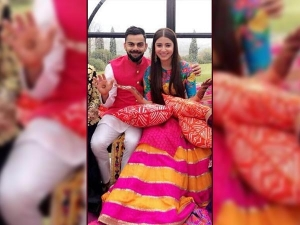 Virat Kohli And Anushka Sharmas Mehendi Pictures Are Too Good