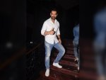John Abraham Simple Style For An Event