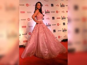 Preity Zinta Princess Avatar At The Filmfare Awards